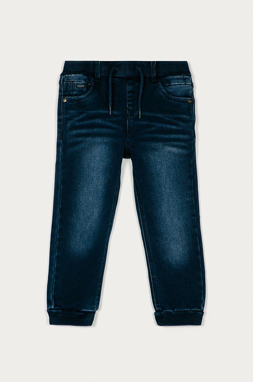 Name it - Jeans copii Fleece 92-122 cm imagine answear.ro 2021