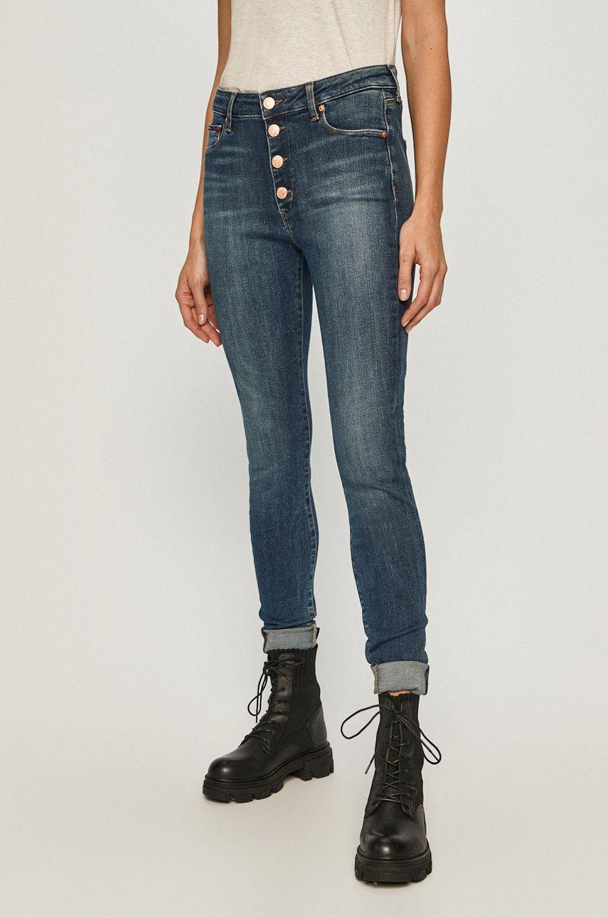Tommy Jeans - Jeansi Sylvia imagine