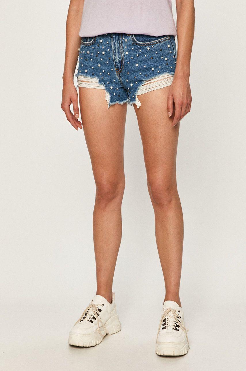 Tally Weijl - Pantaloni scurti jeans answear.ro