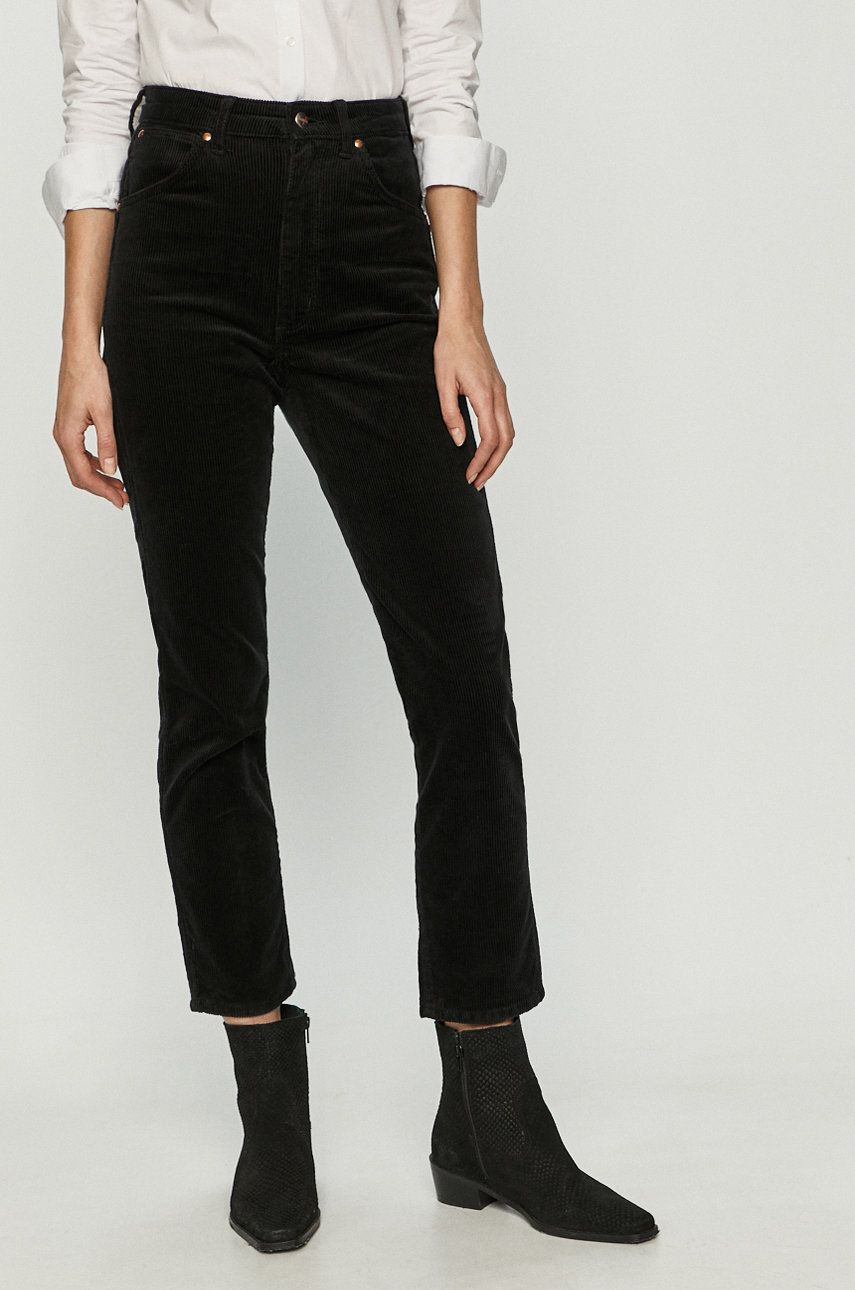 Wrangler - Pantaloni imagine answear.ro
