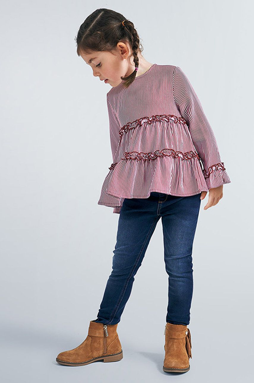 Mayoral - Jeans copii 92-134 cm imagine answear.ro 2021