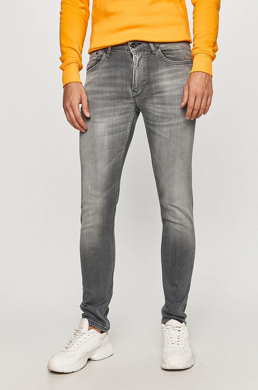 Pepe Jeans - Jeansi Hatch Concrete