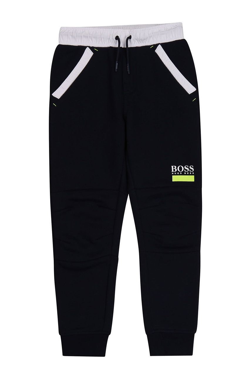 Boss - Pantaloni copii 116-152 cm imagine