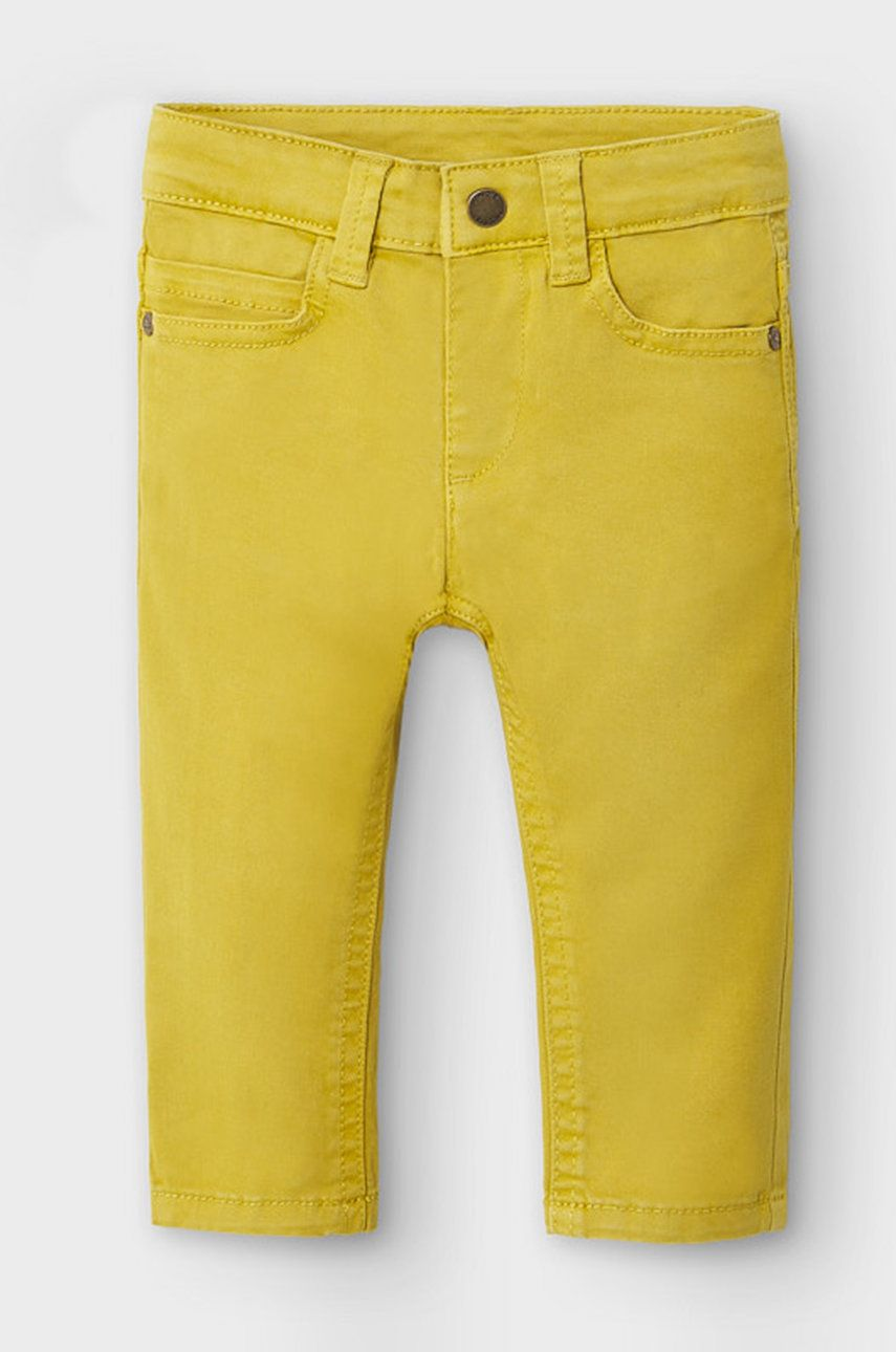 Mayoral - Pantaloni copii 74-98 cm answear.ro