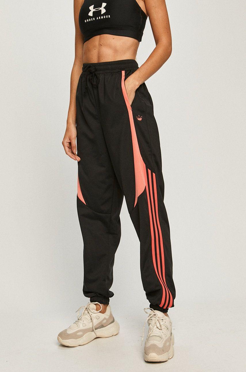 adidas Originals - Pantaloni imagine answear.ro