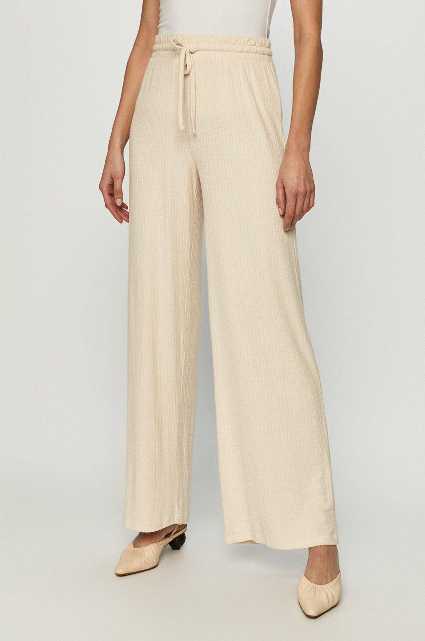 Undiz - Pantaloni Newflaridiz imagine answear.ro