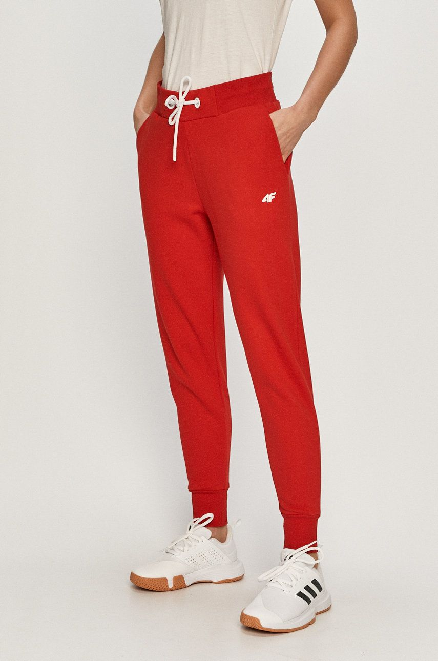 4F - Pantaloni NOSH4.SPDD001 imagine answear.ro