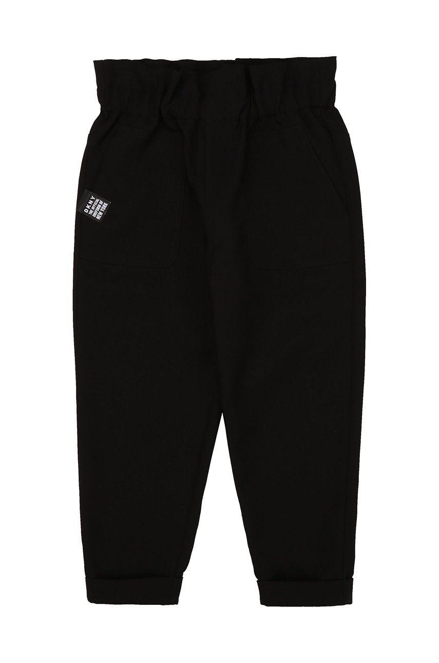 Dkny - Pantaloni copii imagine