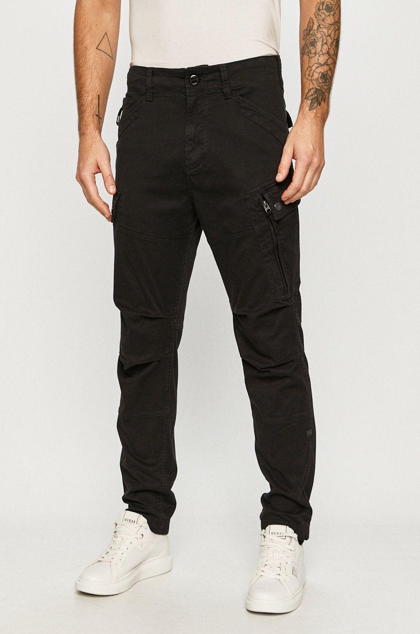 G-Star Raw - Pantaloni imagine answear.ro