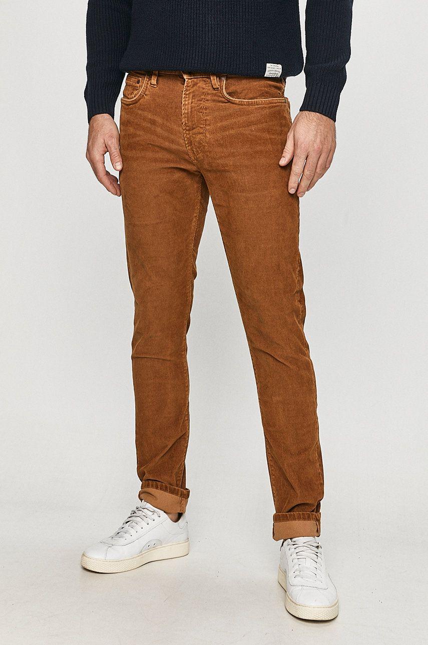 Pepe Jeans - Pantaloni Stanley imagine 2020