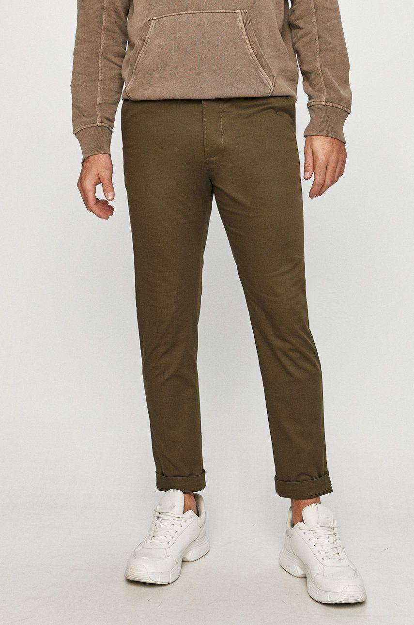 Diesel - Pantaloni answear.ro