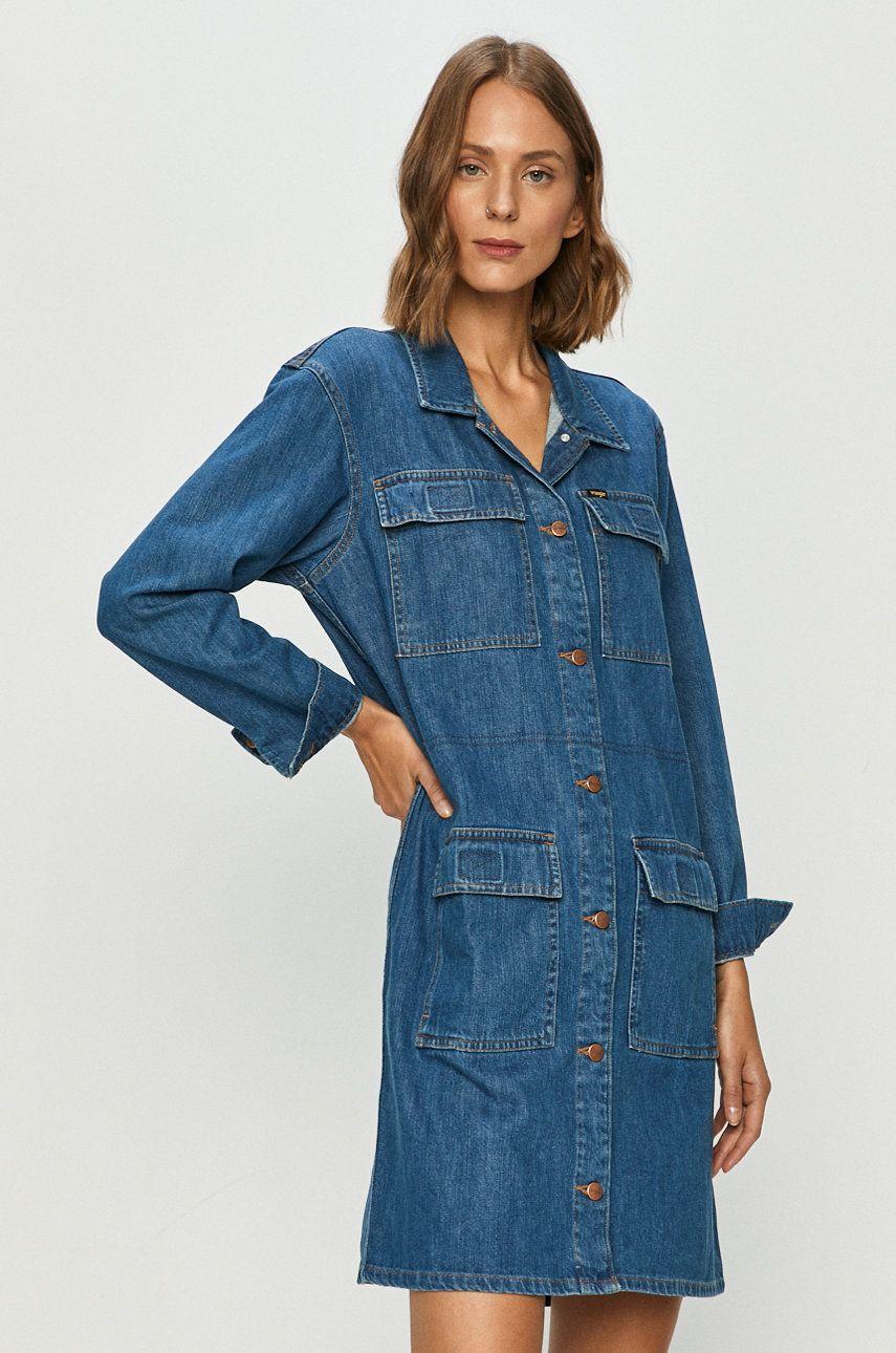 Wrangler - Rochie jeans