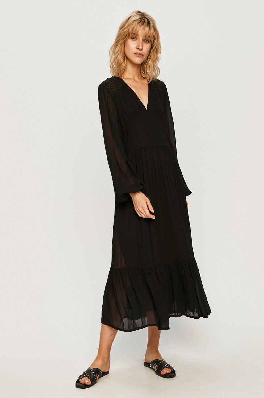 Pepe Jeans - Rochie Bianca
