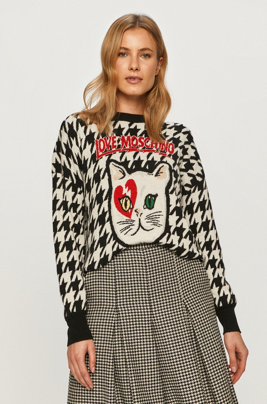 Love Moschino - Pulover - medelin.ro