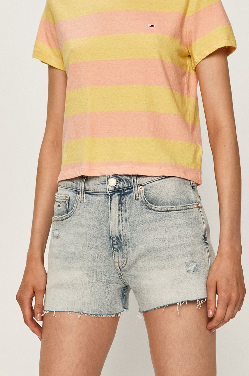 Tommy Jeans - Pantaloni scurti jeans