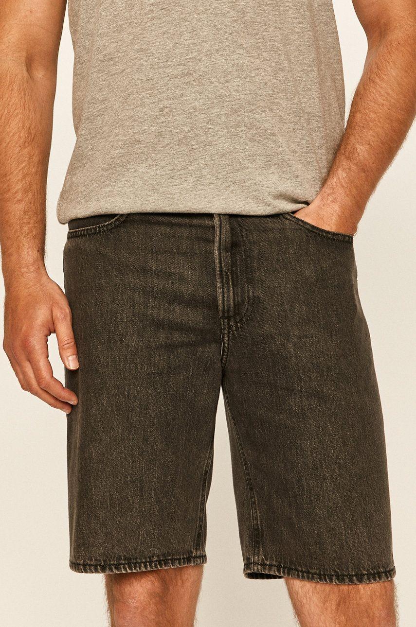 Lee - Pantaloni scurti jeans imagine