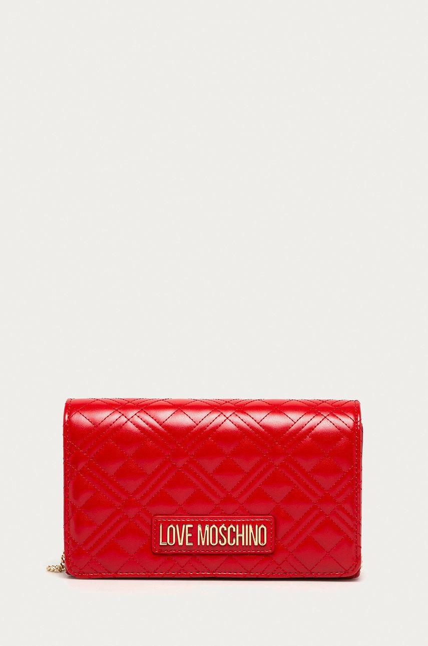 Love Moschino - Poseta JC4059PP1BLA0500