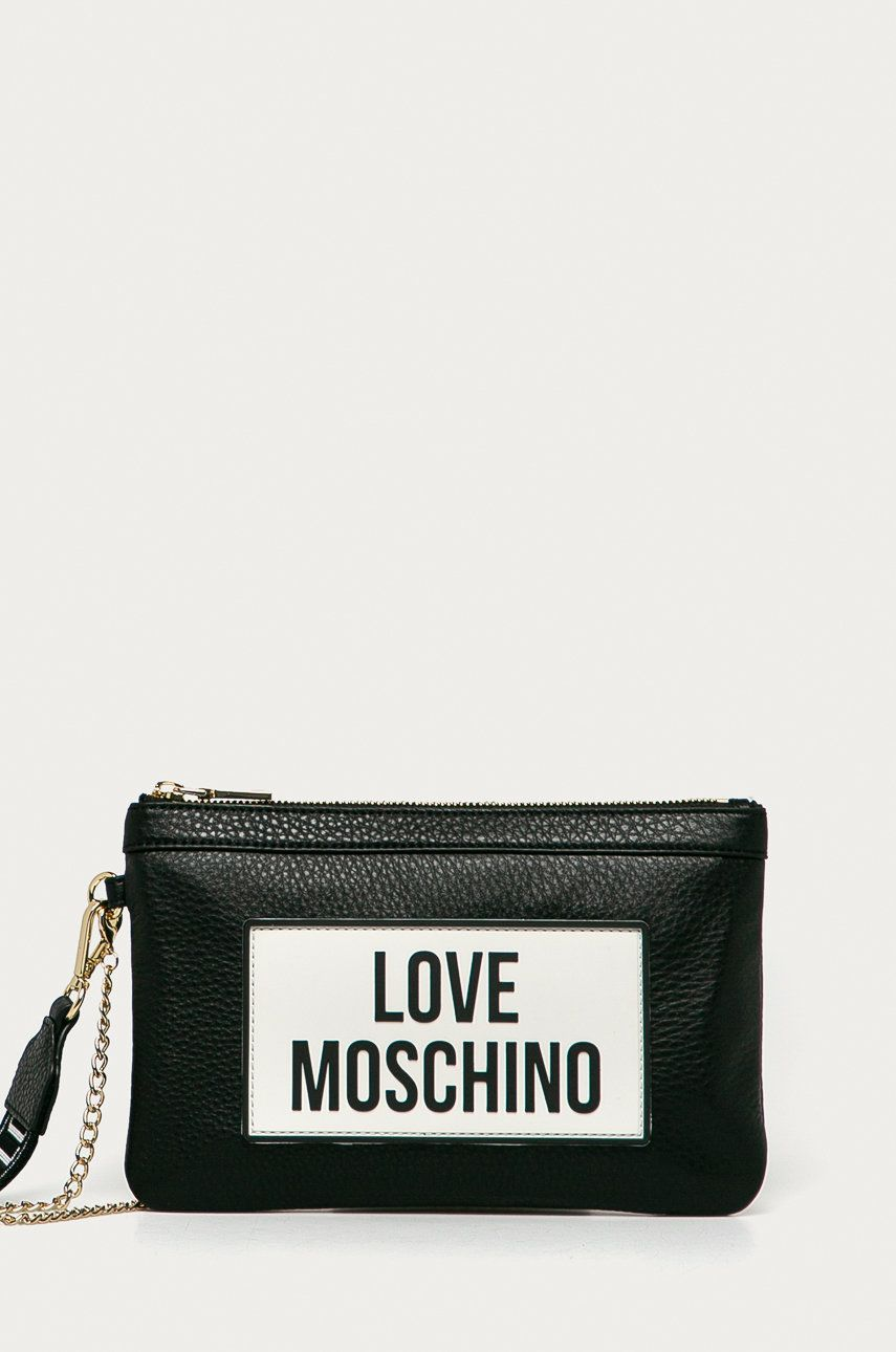 Love Moschino - Poseta piele imagine