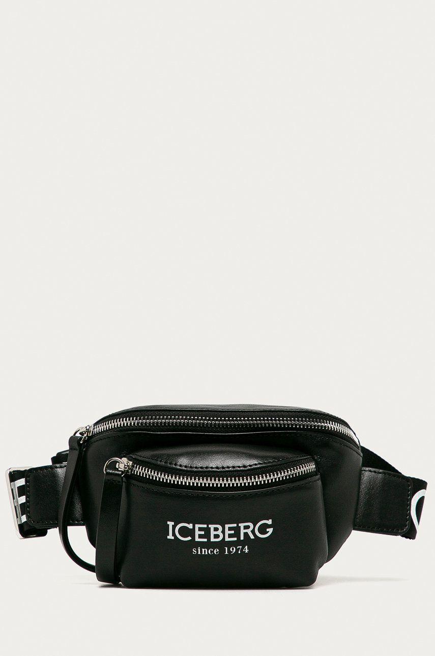 Iceberg - Borseta de piele imagine
