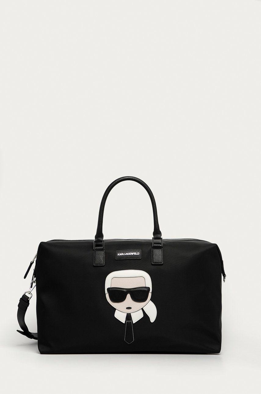 Karl Lagerfeld - Geanta answear.ro