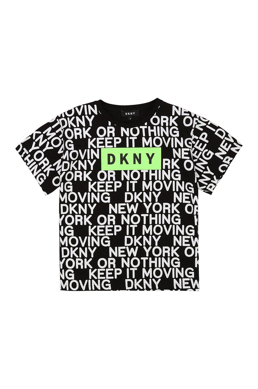 Dkny - Tricou copii 164-176 cm