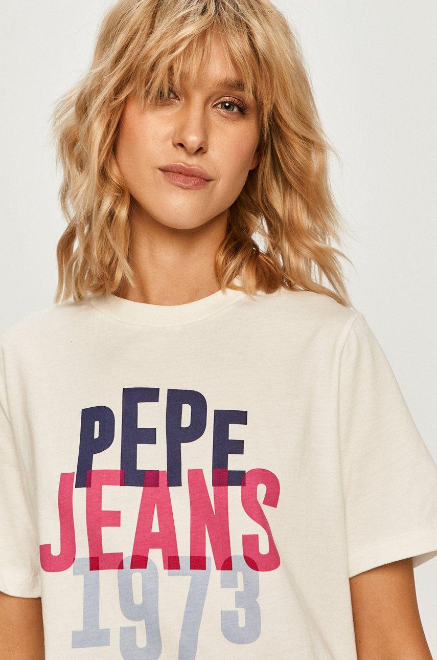 Pepe Jeans - Tricou Adele