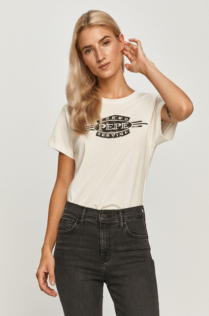 Pepe Jeans - Tricou Margaret