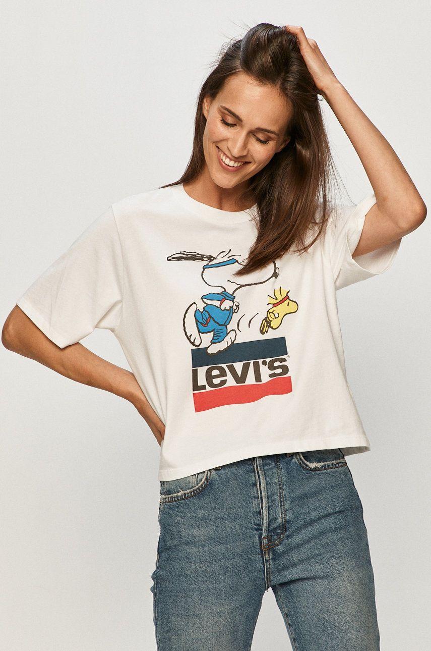 Levi's - Tricou x Peanuts