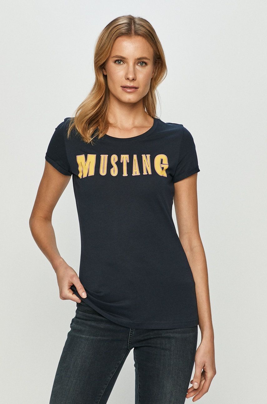Mustang - Tricou