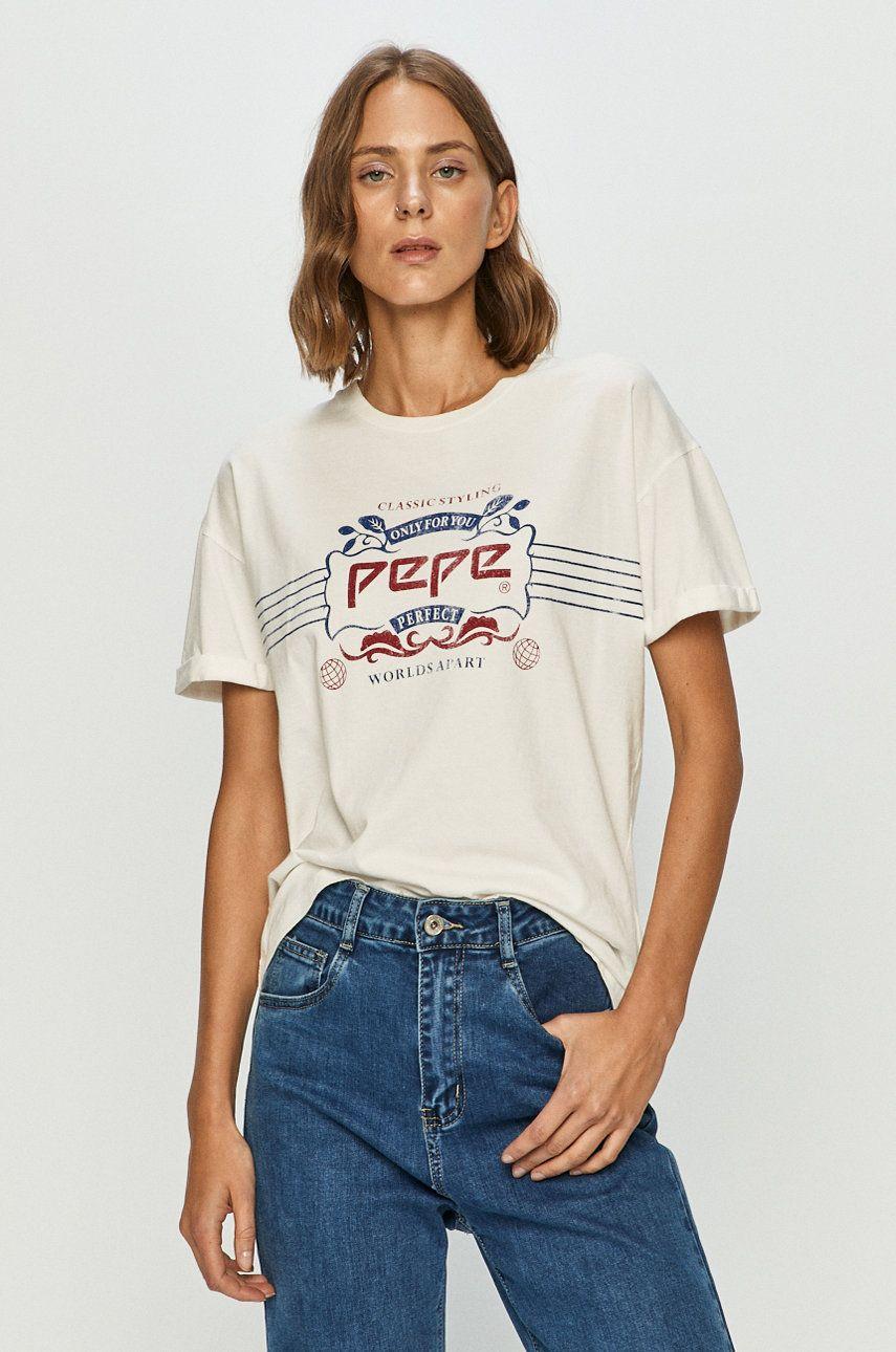 Pepe Jeans - Tricou Magic