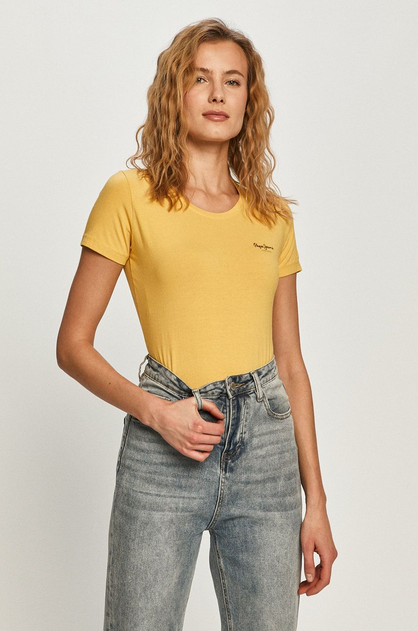 Pepe Jeans - Tricou Esther imagine