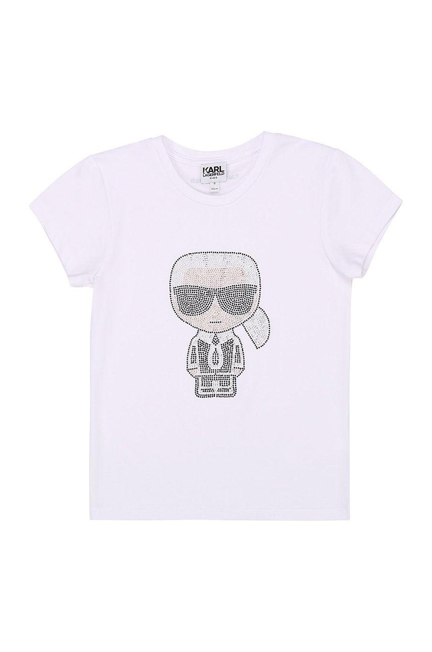 Karl Lagerfeld - Tricou copii poza