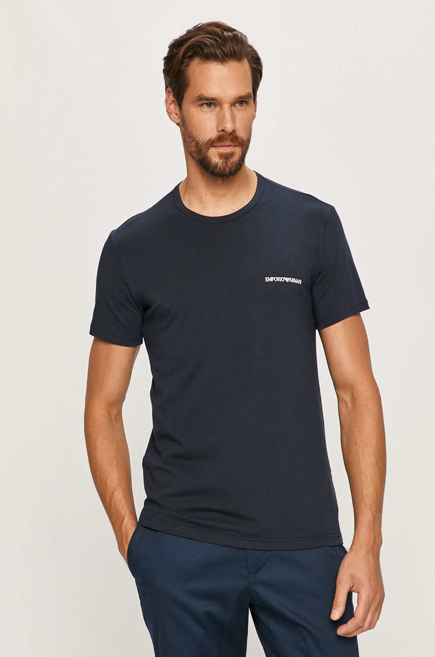 Emporio Armani - Tricou (2-pack) Bărbați imagine
