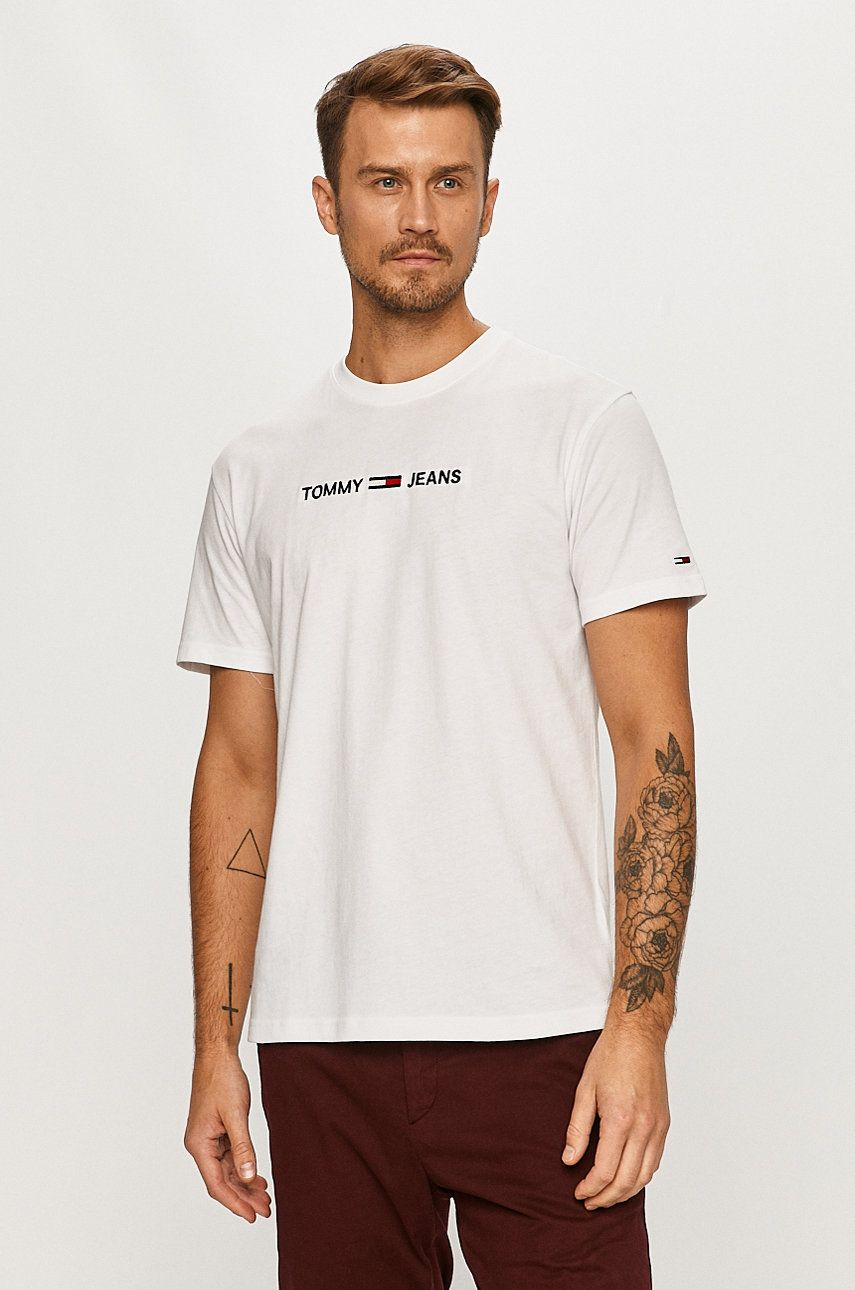 Tommy Jeans - Tricou imagine 2020
