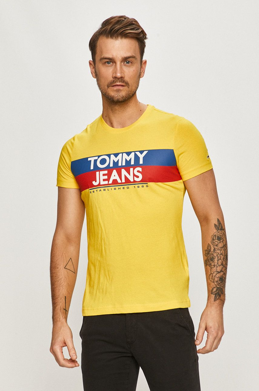 Tommy Jeans - Tricou imagine