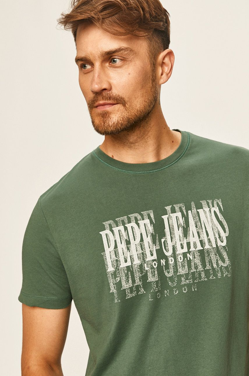 Pepe Jeans - Tricou Snow
