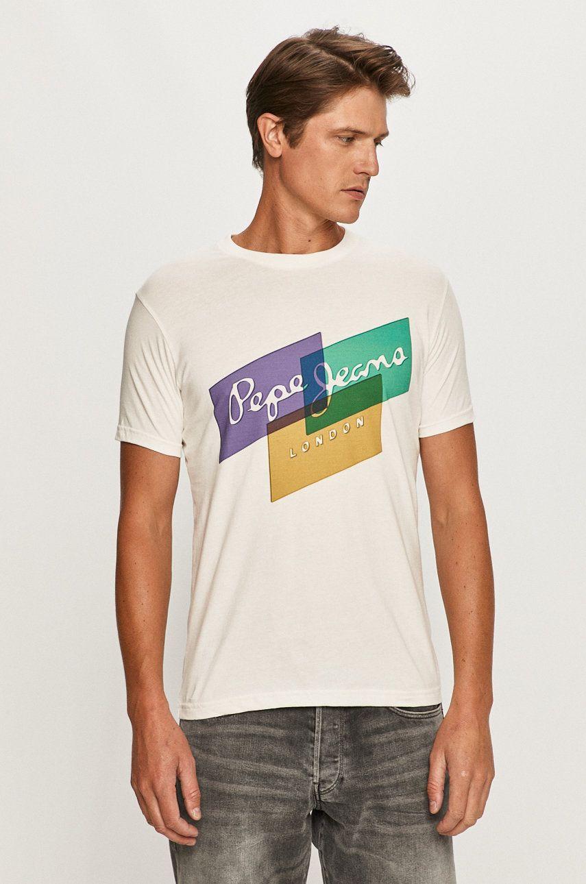 Pepe Jeans - Tricou Morrison imagine 2020