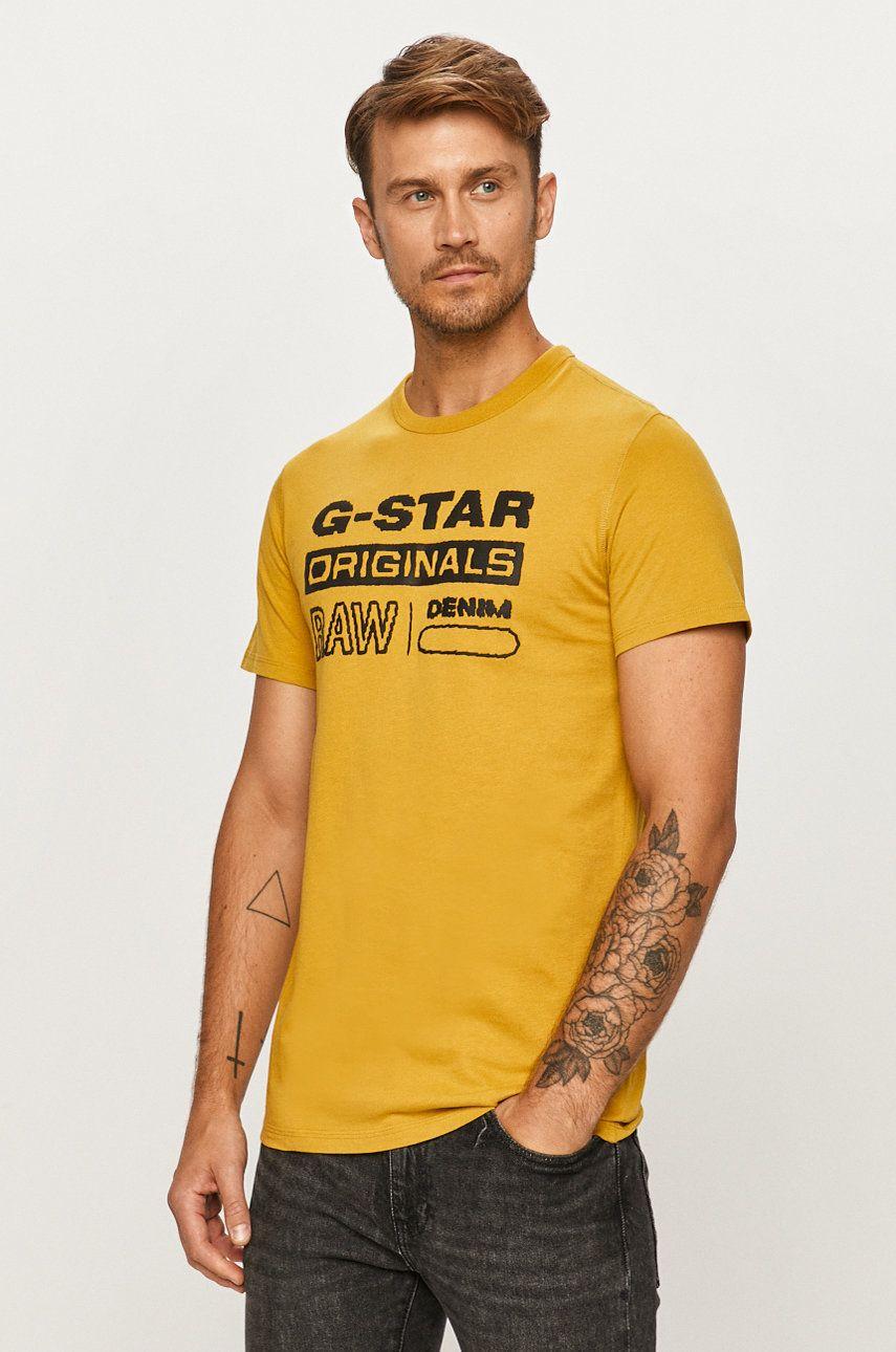 G-Star Raw - Tricou imagine 2020