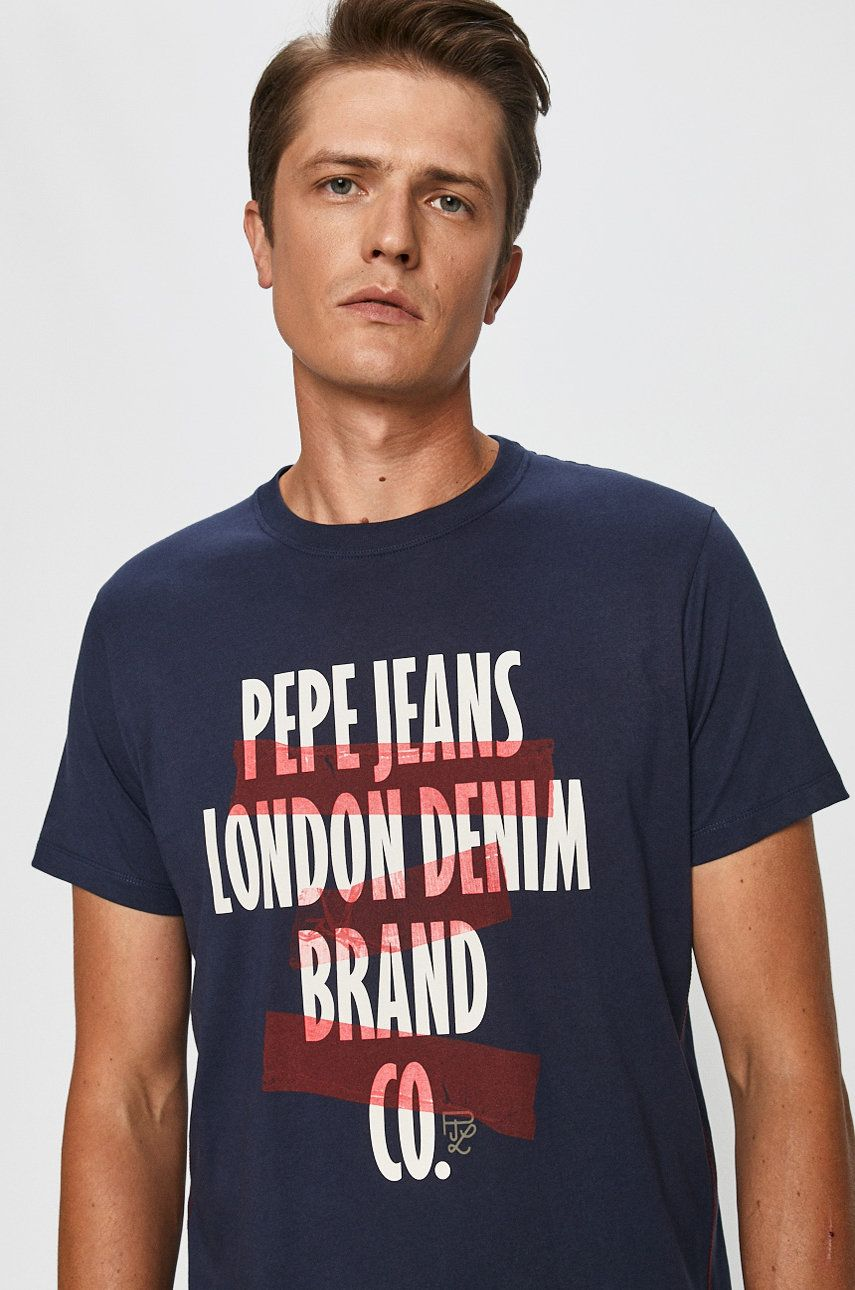 Pepe Jeans - Tricou Curtis imagine