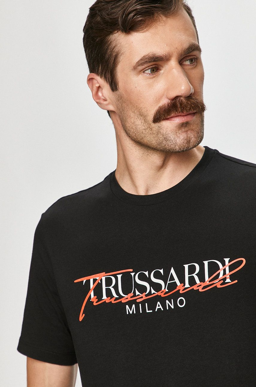 Trussardi Jeans - Tricou imagine 2020