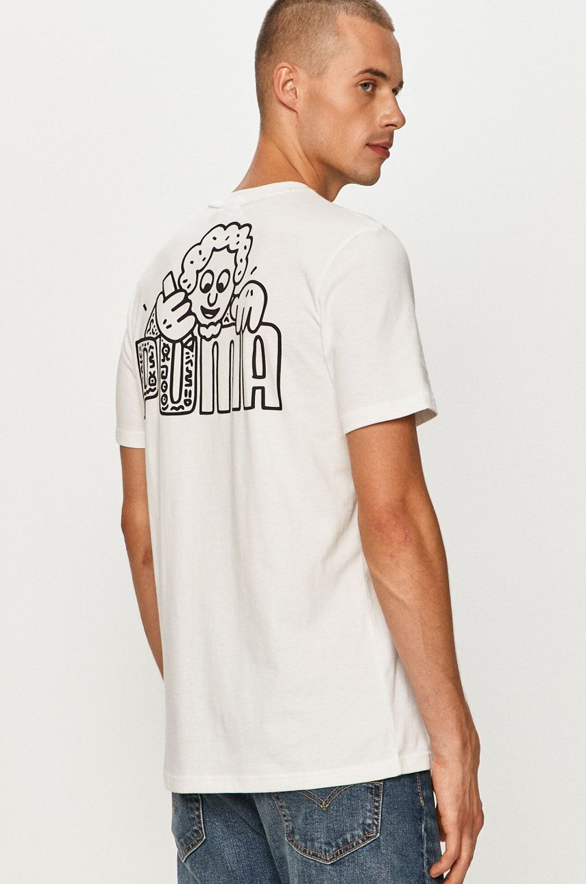 Puma - Tricou x Mr Doodle
