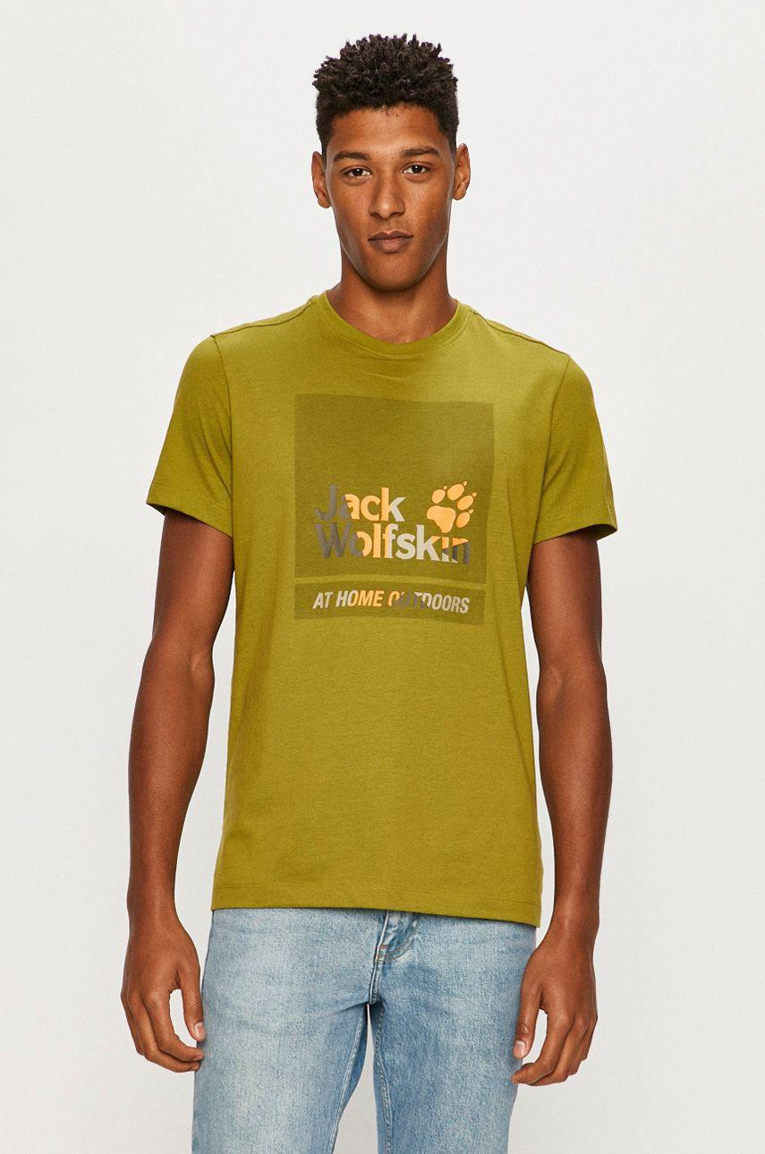 Jack Wolfskin - Tricou de la Jack Wolfskin