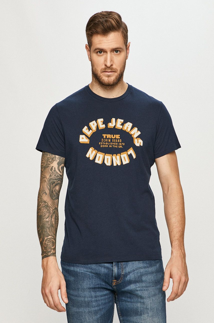 Pepe Jeans - Tricou Byronn imagine