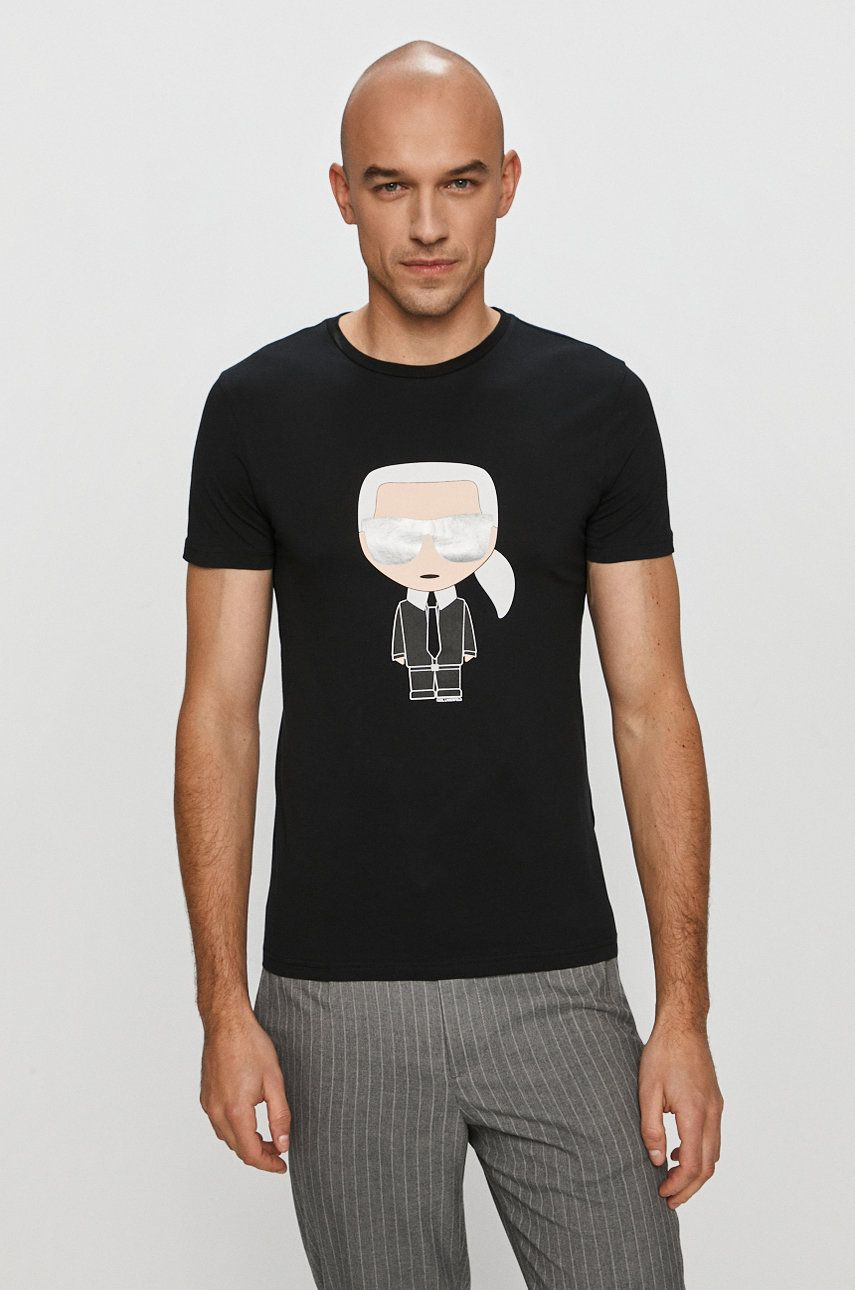 Karl Lagerfeld - Tricou imagine
