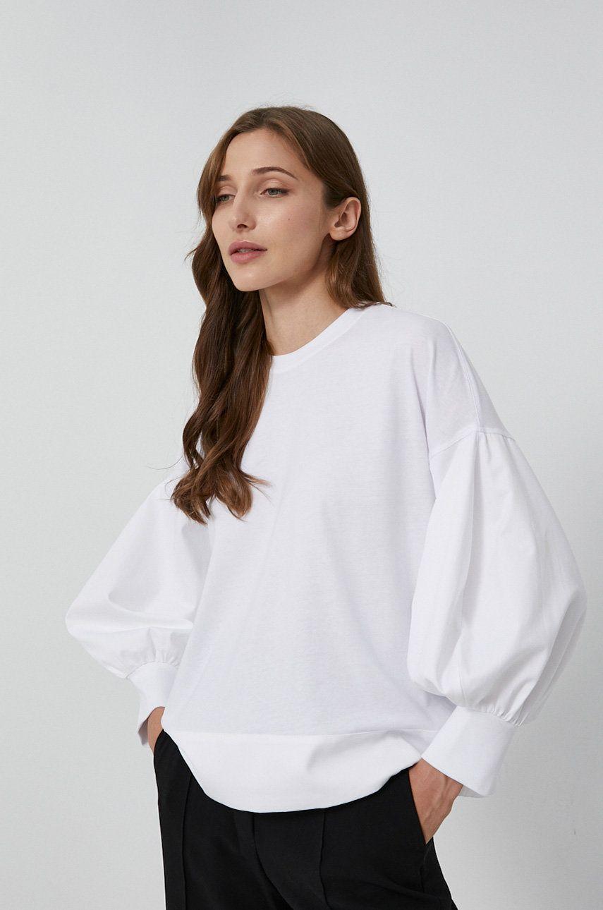Victoria Victoria Beckham - Bluza din bumbac