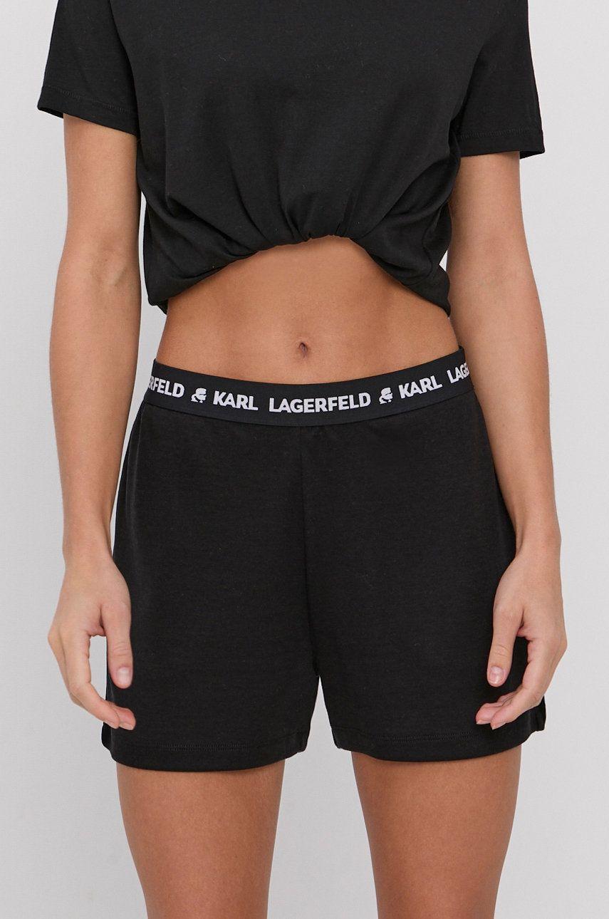 Karl Lagerfeld - Pantaloni scurti de pijama