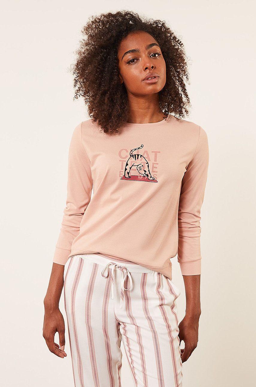 Etam - Longsleeve de pijama Yocat