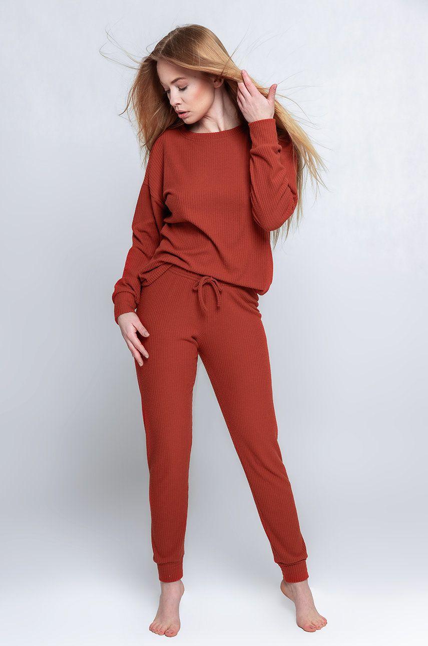 Sensis - Pijama Orange Woman