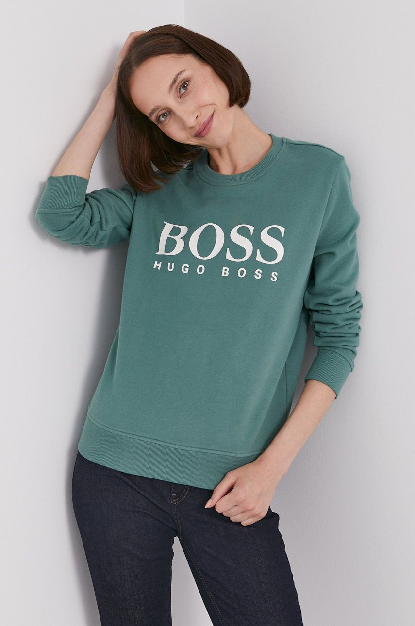 Boss - Hanorac de bumbac