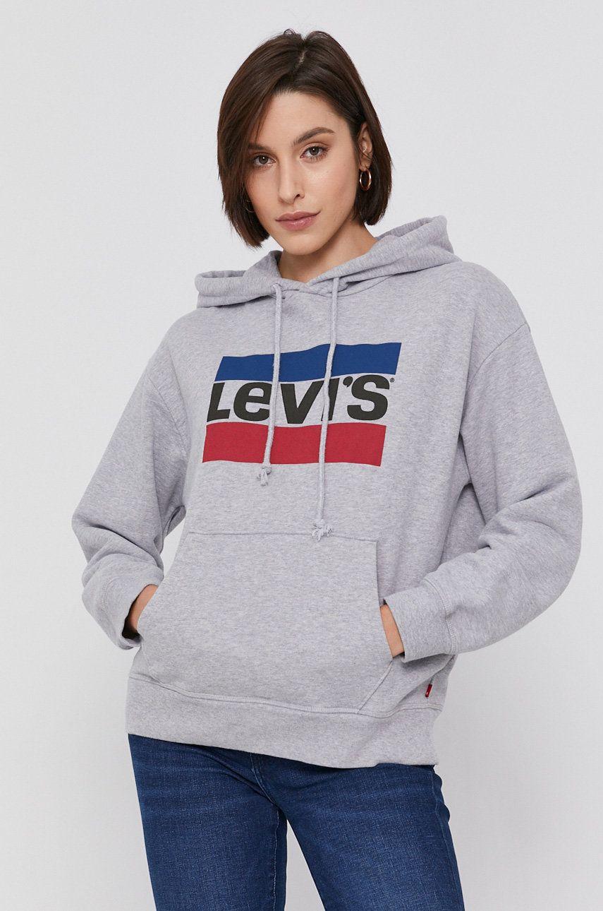 Levi's - Hanorac de bumbac